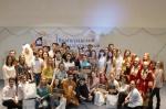 Творческие коллективы ВолГУ подарили студентам новогоднее настроение