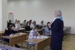 ВолГУ принимает одаренных школьников на региональном этапе Всероссийской олимпиады