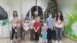 Активисты волонтерского центра ВолГУ подарили праздник маленьким пациентам