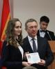 Студенты ВолГУ стали стипендиатами города-героя Волгограда