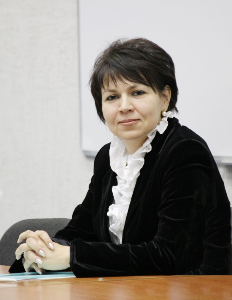 Калинина Алла Эдуардовна