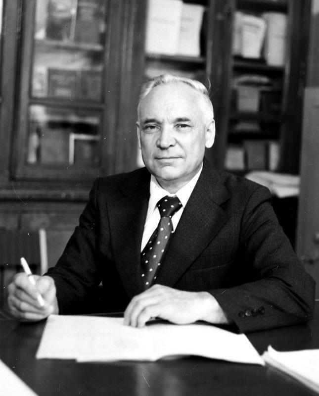 Иван Васильевич Галактионов. Фото 1980г.